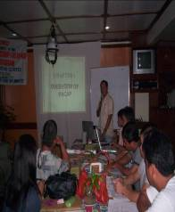 Project Proposal Writeshop
