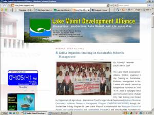 LMDA at blogger