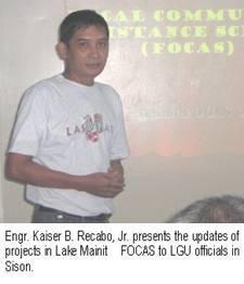 Engr. Kaiser B. Recabo