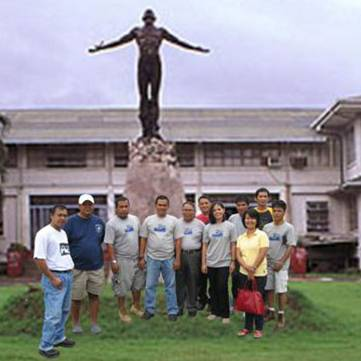 the-team-at-up-los-banos-laguna