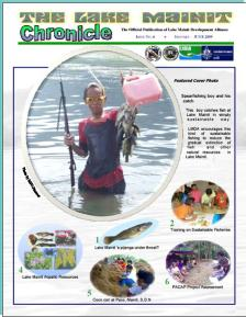 Lake Mainit Chronicle (January-June 2009)