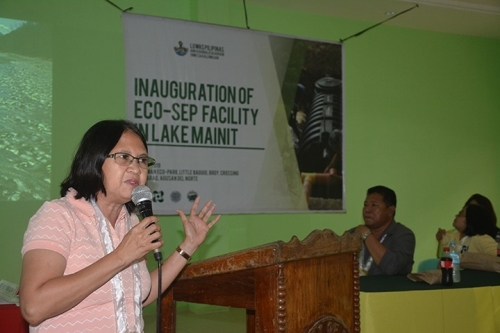 Eco-Sep to help mitigate water pollution Project offering to save lakes and rivers